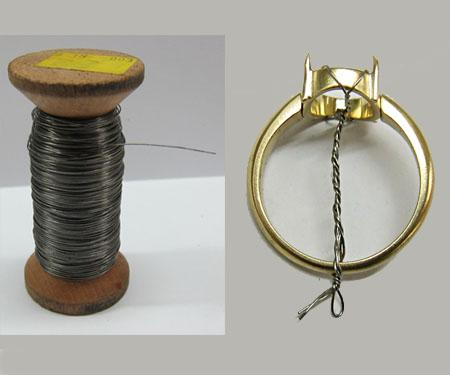 Soldering Techniques Binding Wire Jewelry Lesson