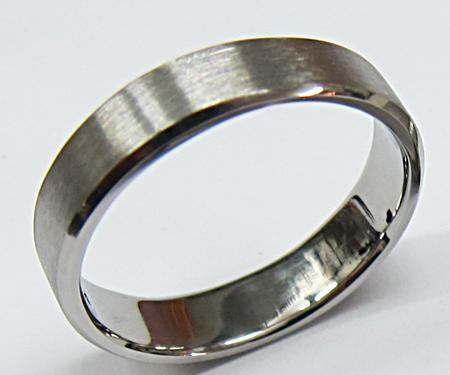Working Titanium - Making Ring from a Washer